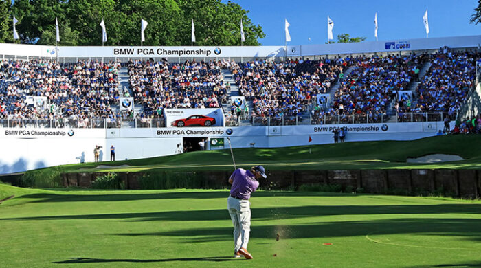 BMW PGA Championships Hospitality