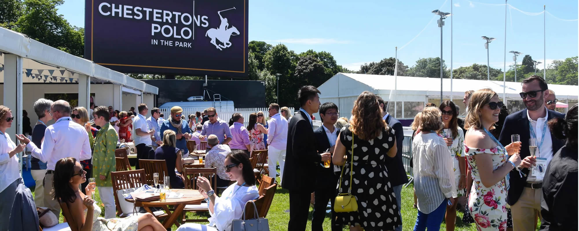 Chestertons Polo In The Park Hospitality
