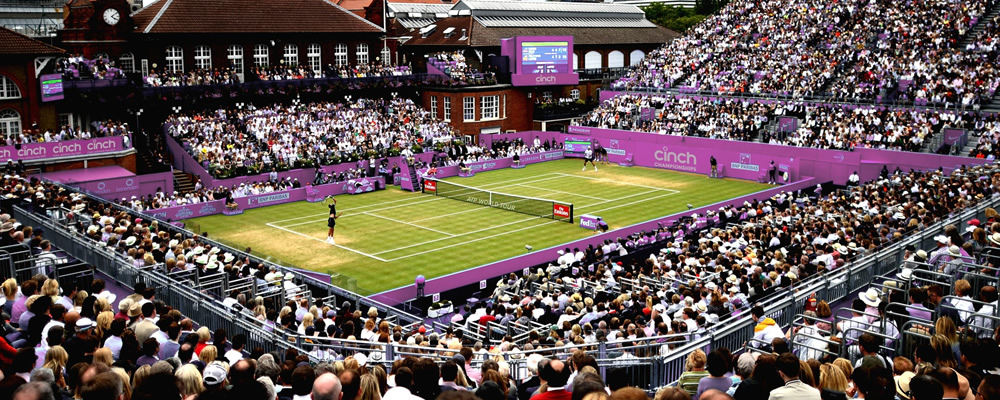 Cinch Championships at The Queens Club