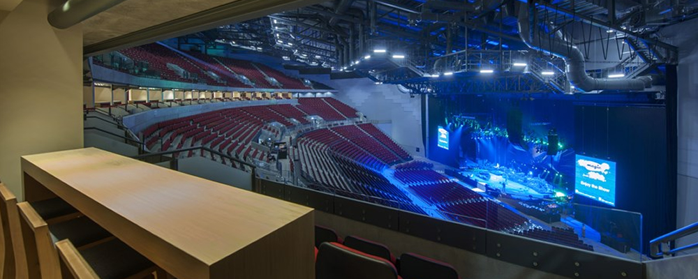 Leeds Arena Hospitality